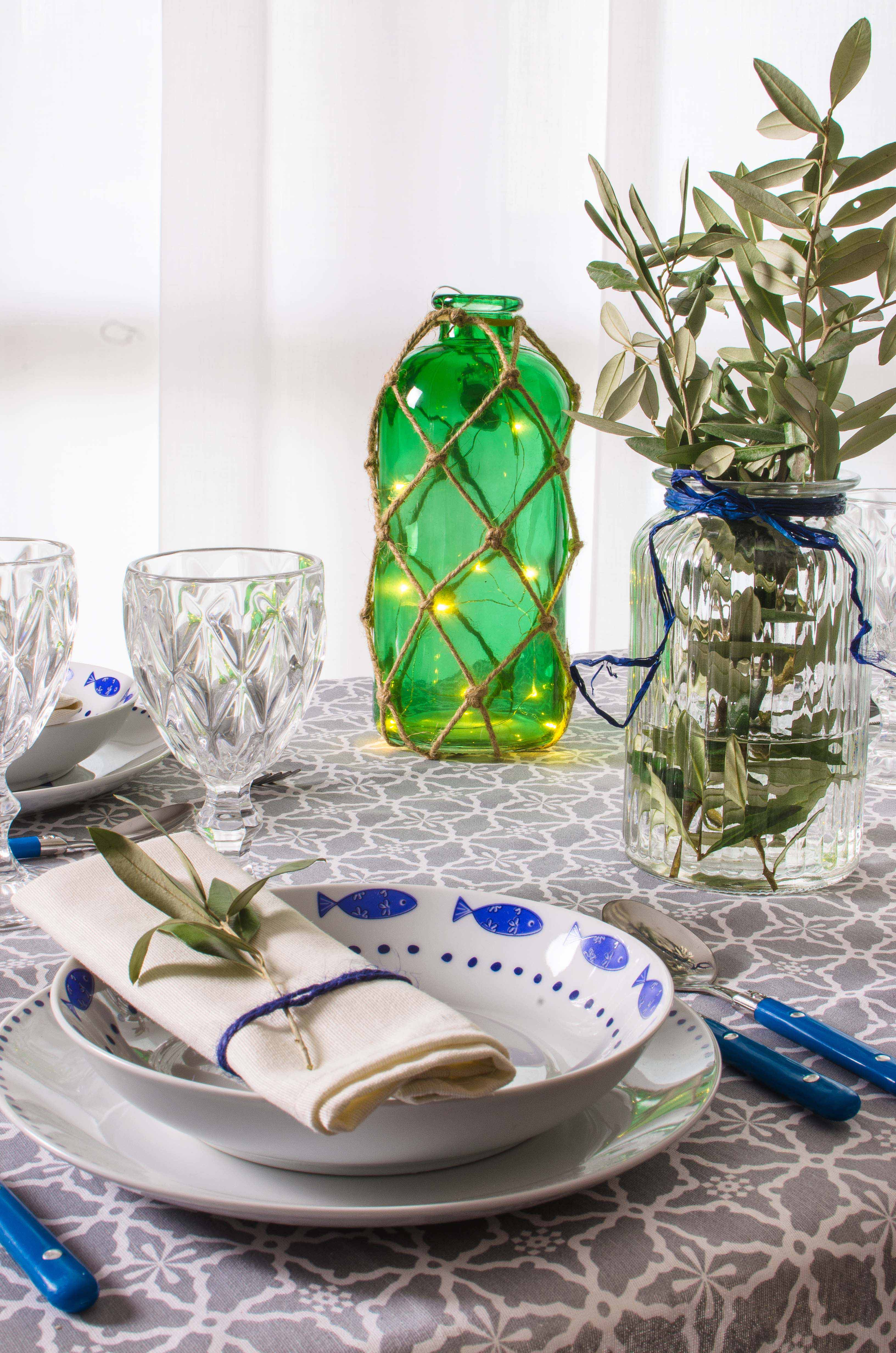 euronova-vaso-verde La mia tavola blu mediterraneo