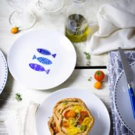 Tartelette rustiche ai pomodori