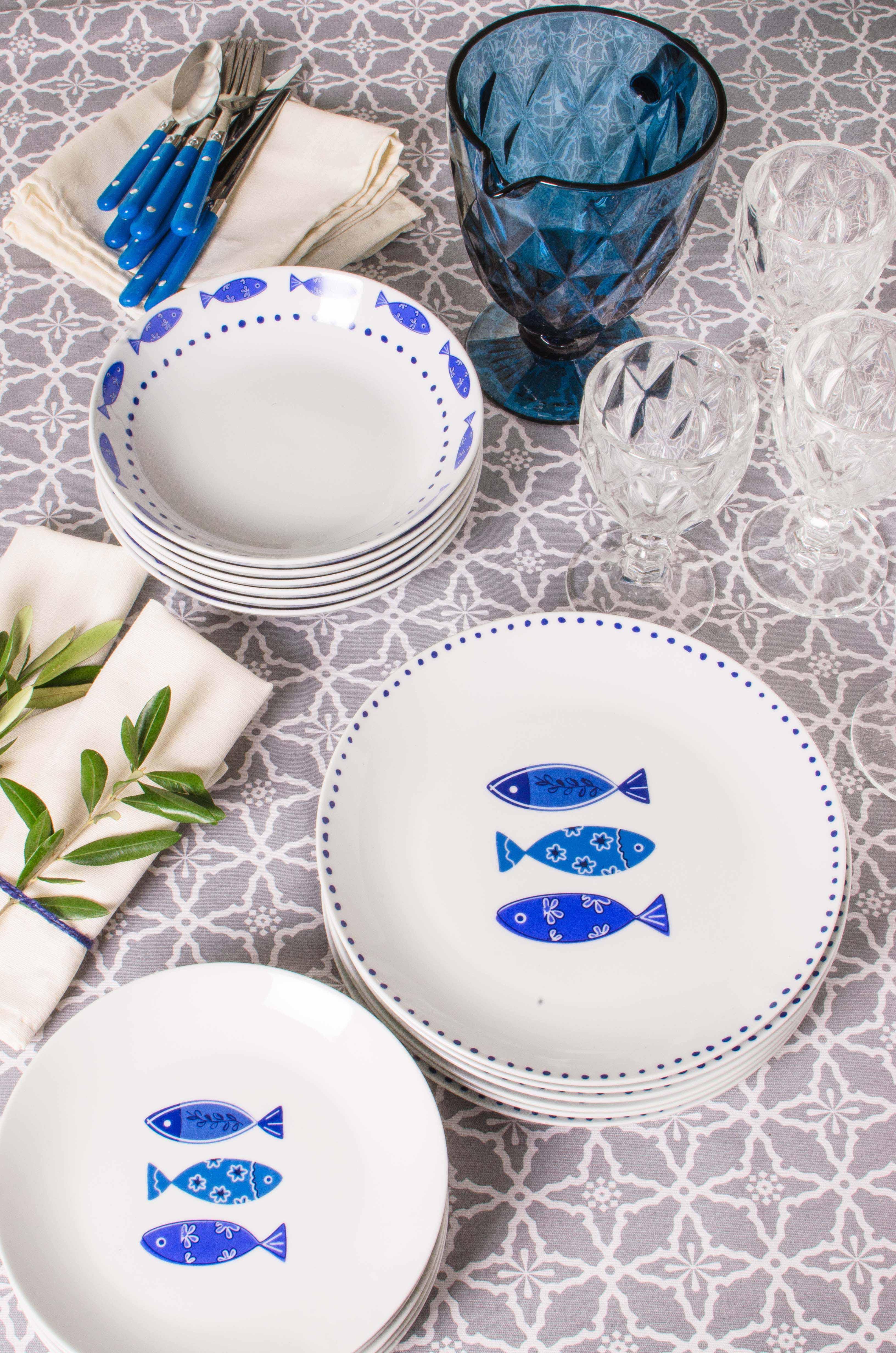 tavola-mediterranea La mia tavola blu mediterraneo