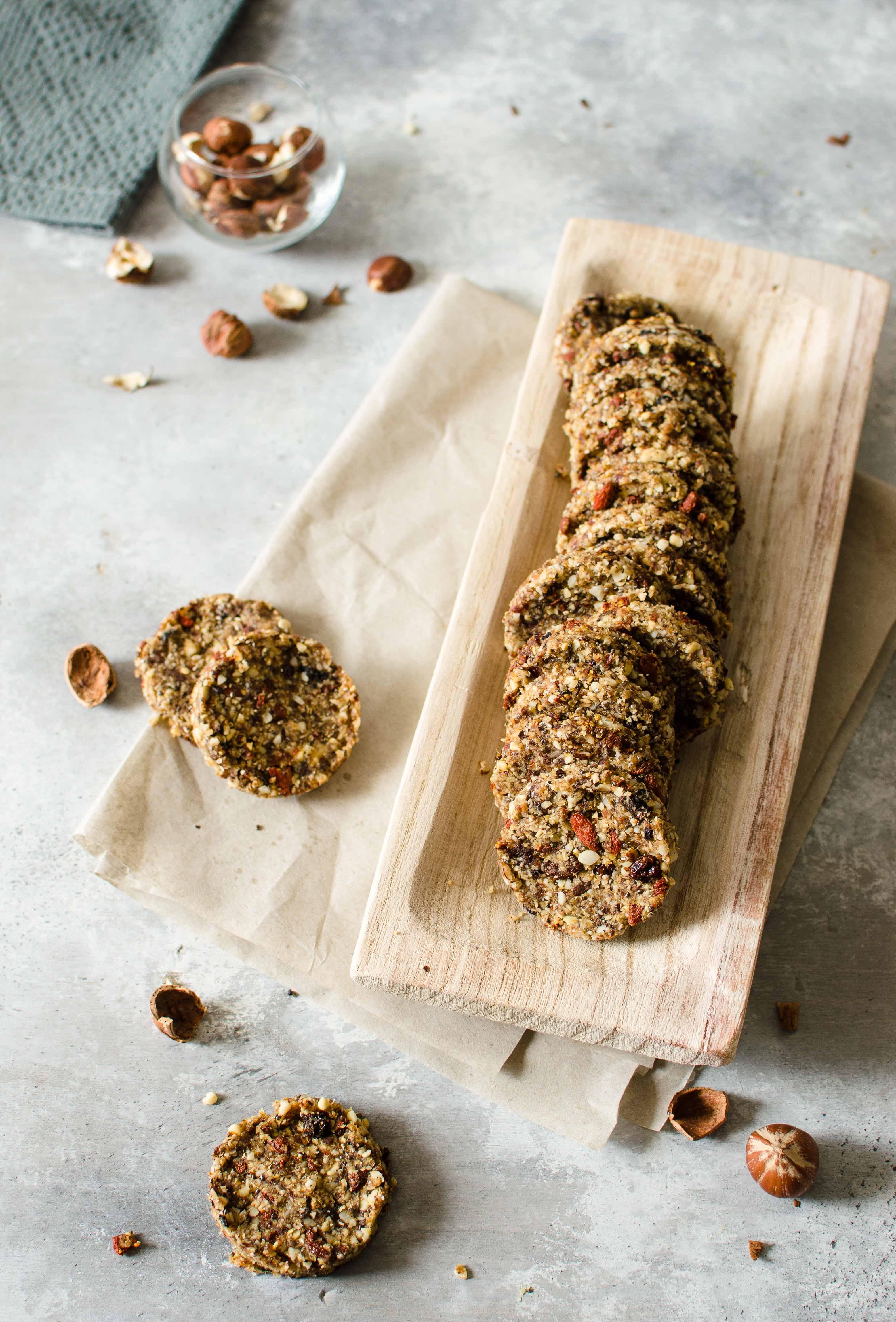 biscotti-senza-cottura Biscotti crudi di Jamie Oliver