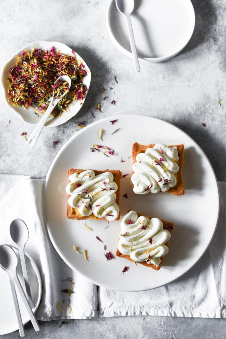 Crostata vaniglia