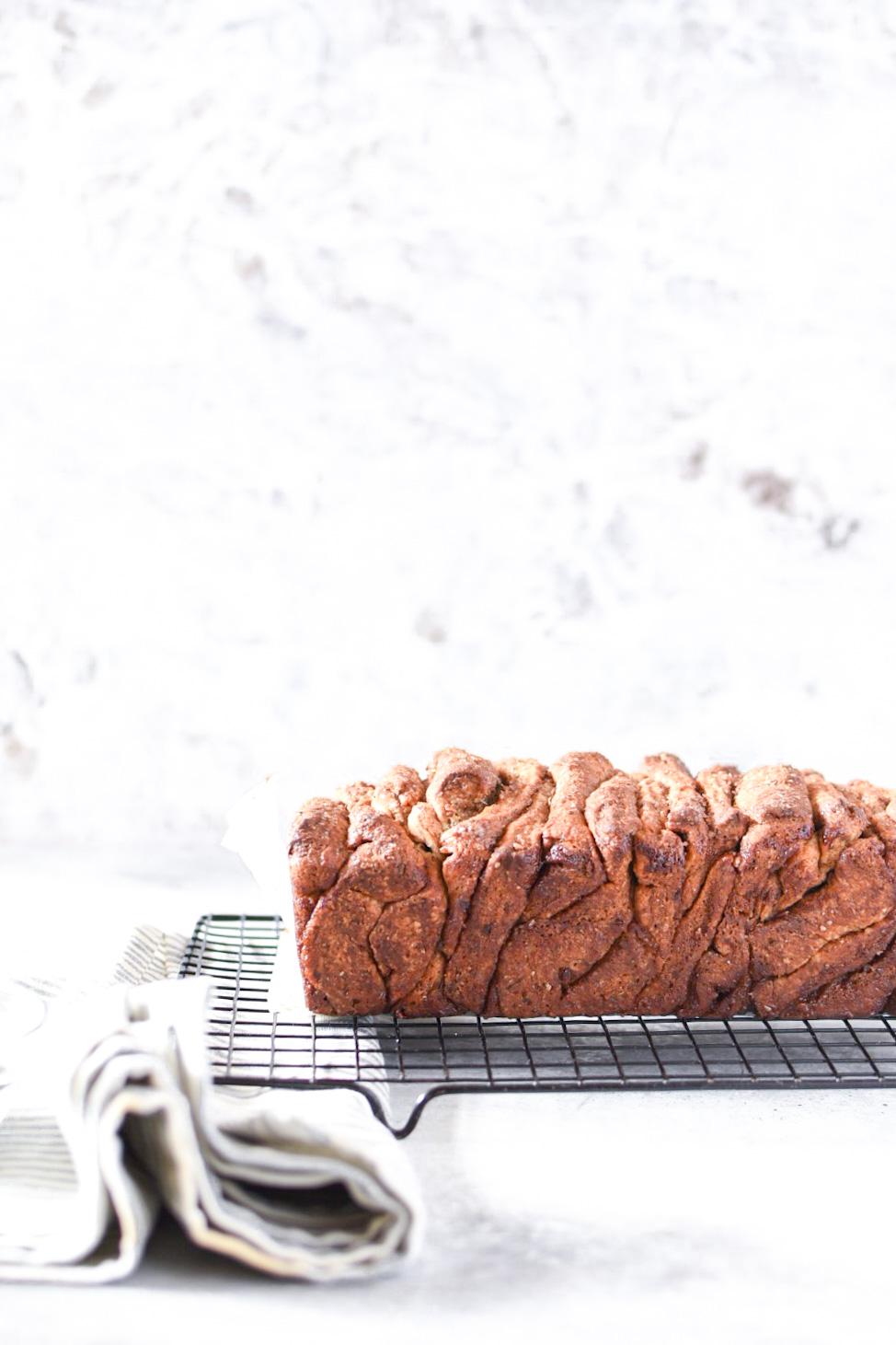 27F6EBC5-DBE7-4760-8E63-8638E493AFC0 Pull apart bread alla cannella